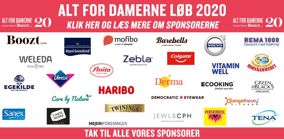 Vores sponsorer